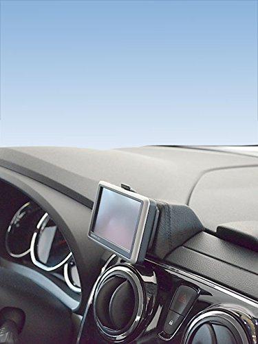 KUDA 238030 Halterung Echtleder schwarz für Dacia Lodgy ab 2012 / Dokker ab 2013