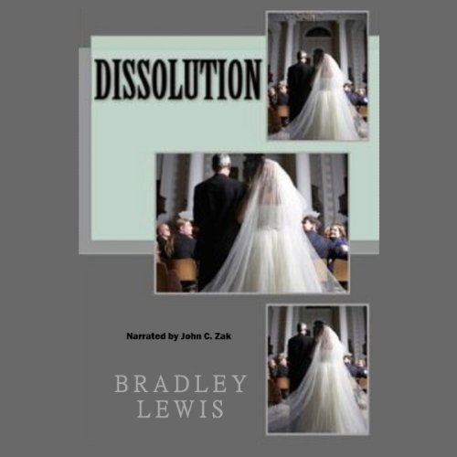 Dissolution  By  cover art