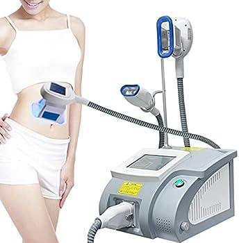 JIAYI Freeze Slimming Machine Cryolipolysis Fat Lipolysis Instrument Single Head Frozen Burst Fat Slimming Instrument with 3 Handles