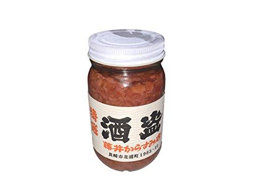 藤井からすみ店 かつお酒盗 240g 【冷蔵】
