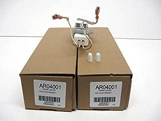VI4 2 PAK Gas Oven Range Ignitor for PB040001 Viking