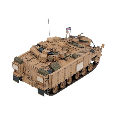 Academy Warrior MCV 'Iraq 2003' Military Land Vehicle Model Building Kit