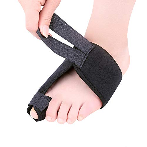 Bunion Corrector, Bunion Splints Bunions Pads,Non-Surgical Hallux Valgus Correction, Big Toe Straightener Pain Relief for Women & Men,Day Night Support (M)