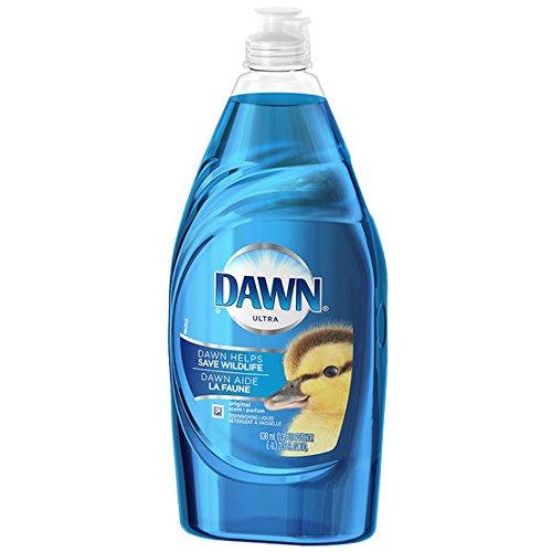 Dawn Ultra Dishwashing Liquid, Original Scent, 638ml 21.6oz