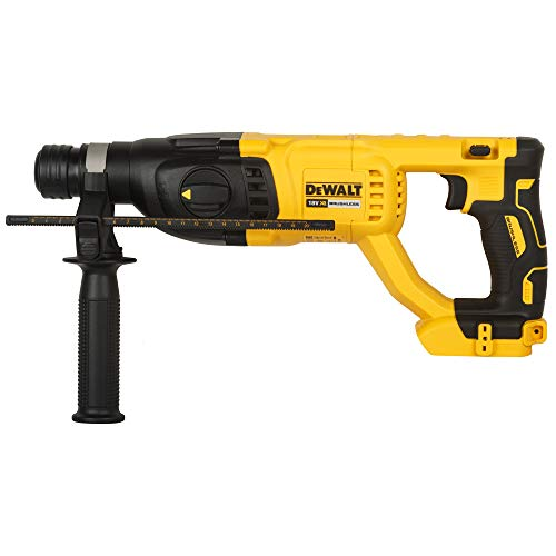 Dewalt dch133nt-xj – Hammer electroneumático Brushless XR 18 V SDS-Plus 2,6j 3 Modes Without Charger/Battery with Case Tstak