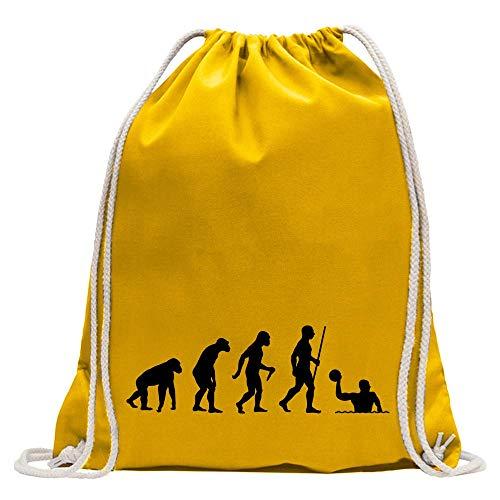 Kiwistar Evoluzione di pallanuoto Zaino Stampa Design Motivo Stampato