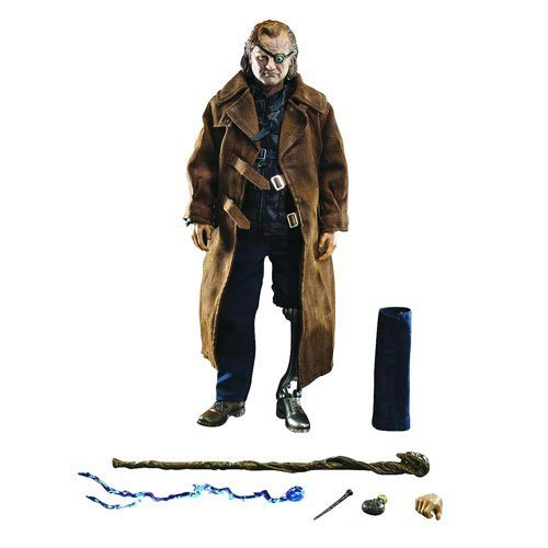 HARRY POTTER The Order The Phoenix Mad-Eye Moody 1:6 Scale Action Figure image
