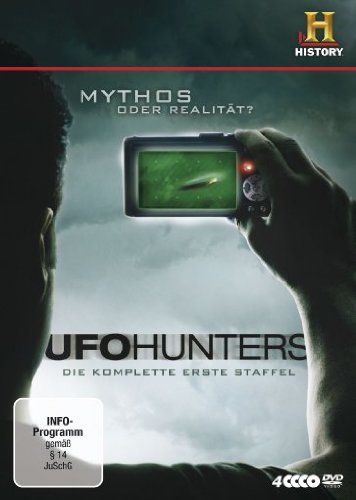 UFO Hunters - Staffel 1 (4 DVDs)