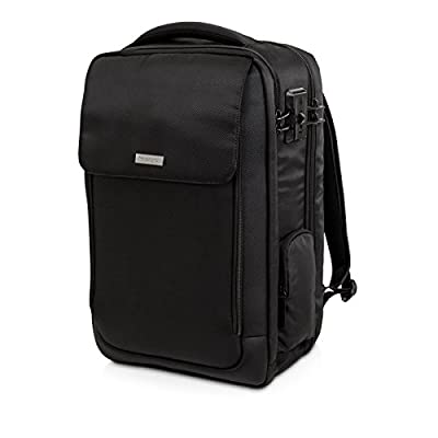 "Kensington Secure Trek 17"" Lockable Anti-Theft Laptop & Overnight Backpack"