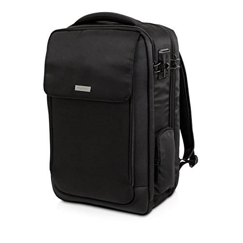 Kensington SecureTrek 17' Lockable Anti-Theft Laptop &...