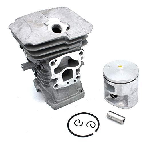 XHUENG Durable Kit de pistón de Cilindro de 41 mm para Motosierra Husqvarna 435 435E 440 440E 435 II 440 II PN 504735101 504735102 504735103