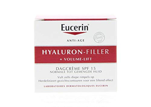 Eucerin Hyaluron Filler + Volume Lift Tagescreme SPF15 Creme Normale Haut/Mischhaut 50ml