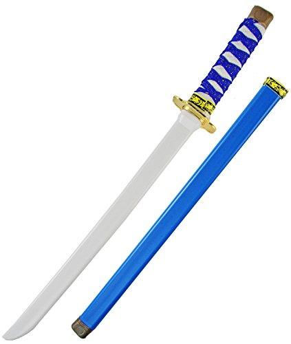 Nick and Ben Blaues Katana Kinder Ninja Samurai Schwert