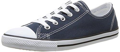Converse All Star Dainty Core Cvs Ox, Unisex-Erwachsene Sneaker  Blau Bleu (Marine) 36