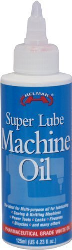 Helmar BlueArrowExpress Super Lube The Best Knitting Machine Oil - Perfect Choice - Autentic Item