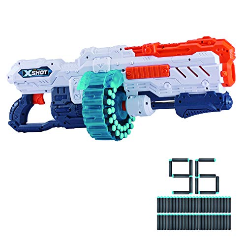 X-SHOT, EXCEL- Excel Juguete, Color Grey, Blue, Talla
