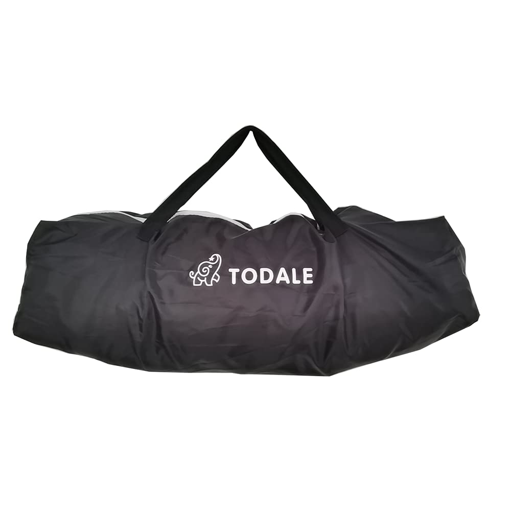 Todale Baby Playpen Cover (Black 5050)
