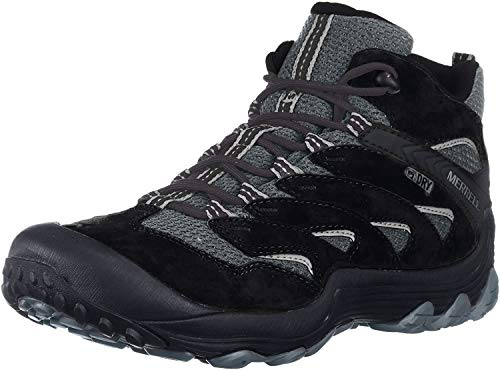Merrell Womens/Ladies Chameleon 7 Limit Waterproof Mid Walking Boots