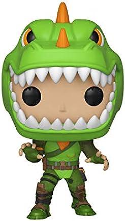 Funko- Pop Figura de Vinilo Rex Fortnite, (34957)