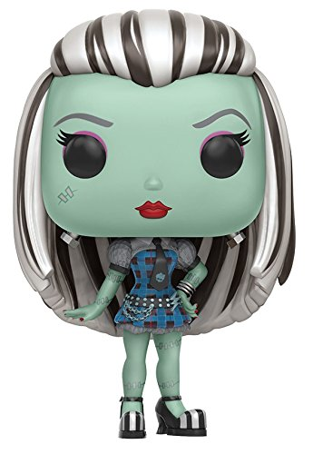 Funko- Pop Vinile Monster High Frankie Stein, 11613