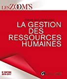 Gestion des Ressources Humaines 2016-2017