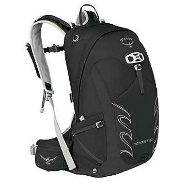 Osprey Packs Tempest 20 Backpack, Black, Ws/M, Small/Medium