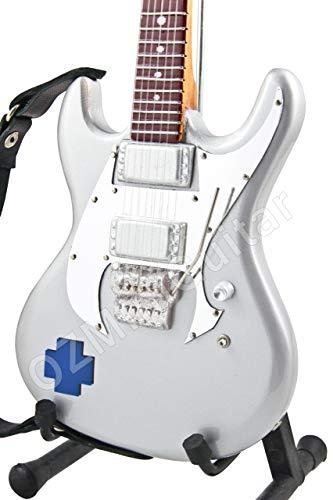 OZMini-gitaar ESP RZK-1, Richard Z, Pe, Rammstein