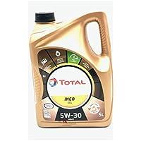 Total ACTOT5W305L Aceite para Motor Quartz 5W30, 5L