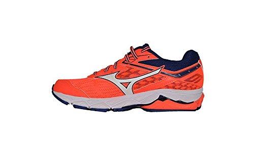 Mizuno Wave Ultima 9 - Zapatillas de running para mujer (talla 7), color blanco y azul