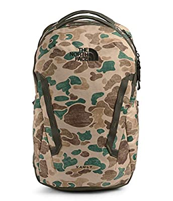 The North Face Vault, Hawthorne Khaki Duck Camo Print/New Taupe Green, OS
