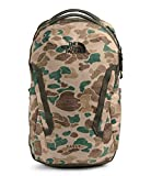 The North Face Vault Backpack, Hawthorne Khaki Duck Camo Print/New Taupe Green, One Size