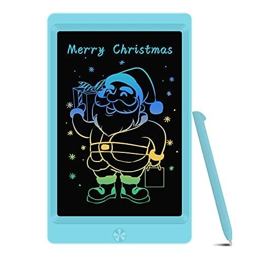 Sunany LCD Writing Tablet,8.5 Zoll LCD-Schreibtafel,Papierlos Geschenke für Kinder und Erwachsene,Kinder Schreibtafel mit Anti-Clearance Funktion(Blau)