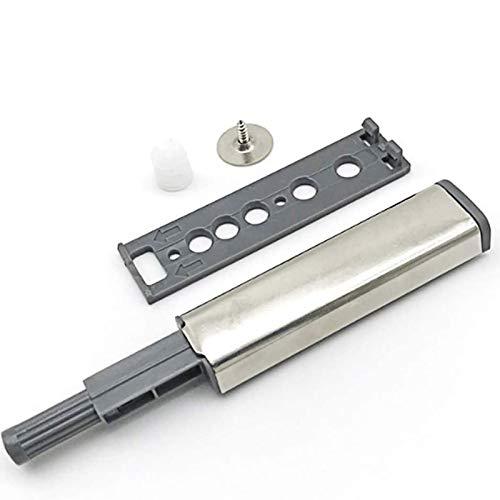 10PCS Amortiguadores Magnéticos, Presionar Abrir el Pestillo de Captura para Puerta Armario Cocina Sistema de Apertura de Puertas Amortiguador para Armario Puerta Cajón