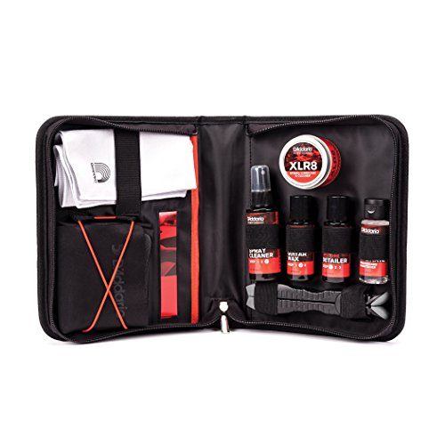 D'Addario Accessories Instrument Care Kit (PW-ECK-01)