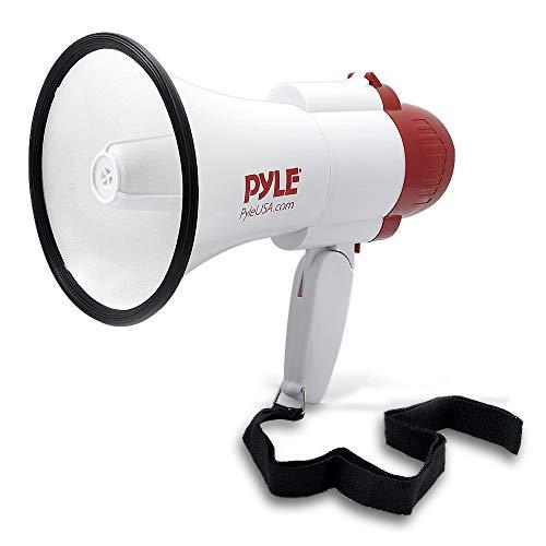 Pyle-Pro Megaphone (PMP39VC), Black