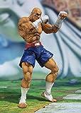 TAMASHII NATIONS S.H. Figuarts Sagat Street Fighter V, Multi