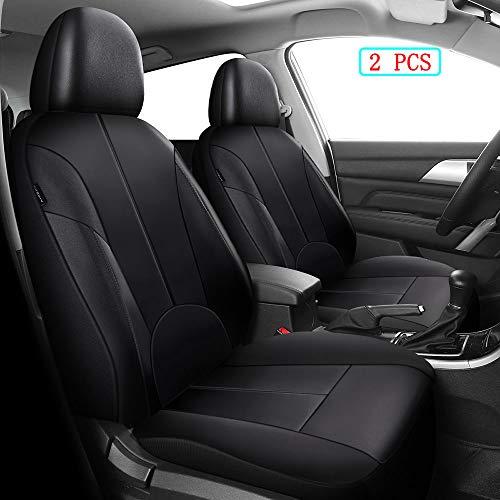 Funda de asiento delantero de piel sintética para Ford Streetka Edge