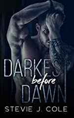 Darkest Before Dawn: A Dark Psychological Romantic Suspense