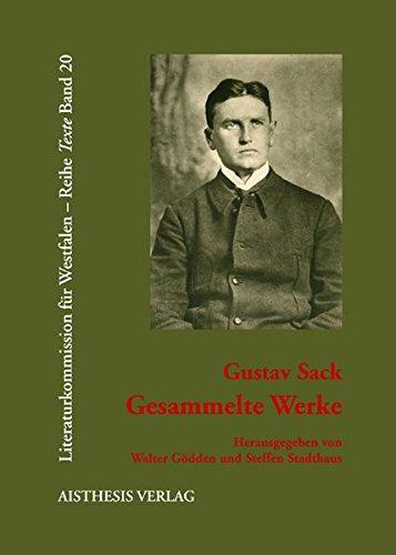 Gesammelte Werke (Veröffentlichungen der Literaturkommission für Westfalen)