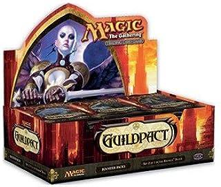Magic The Gathering Caja de Sobres El Pacto de Gremios: Amazon.es ...
