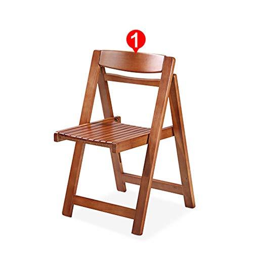 Esszimmerstühle 4er-Set Klappstühle aus Holz Küchenstühle Esszimmergarnitur Esstisch und Stühle Wohnzimmergarnitur Kirschrot