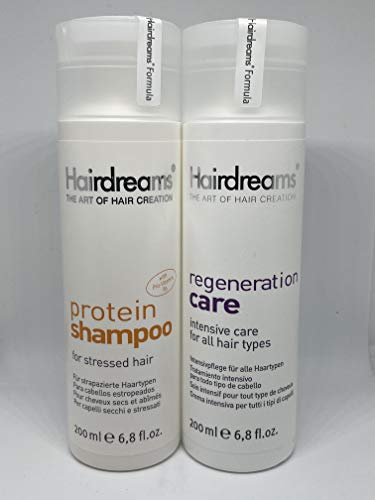 Hairdreams Protein Shampoo & Regeneration Set