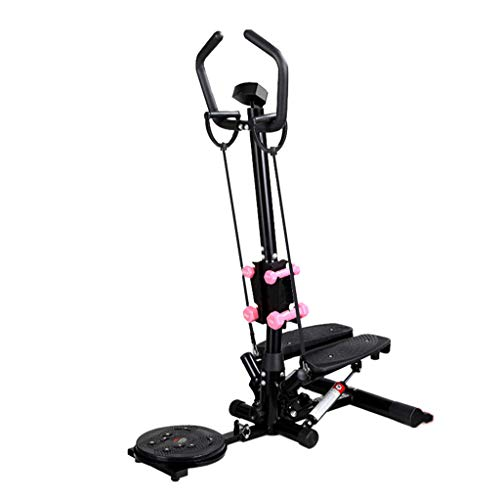 Ren Chang Jia Shi Pin Steppers Mini Stepper met Handle Workout Fitness Machine Trekkoord Sport Oefening Thuis Gym