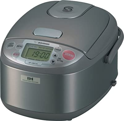 Zojirushi Rice Cooker and Warmer with Induction Heating System