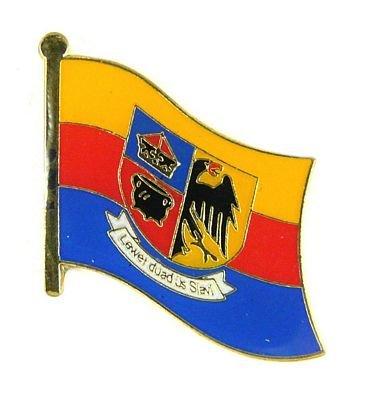 Flaggen Pin Nordfriesland Anstecknadel Fahne Flagge FLAGGENMAE®