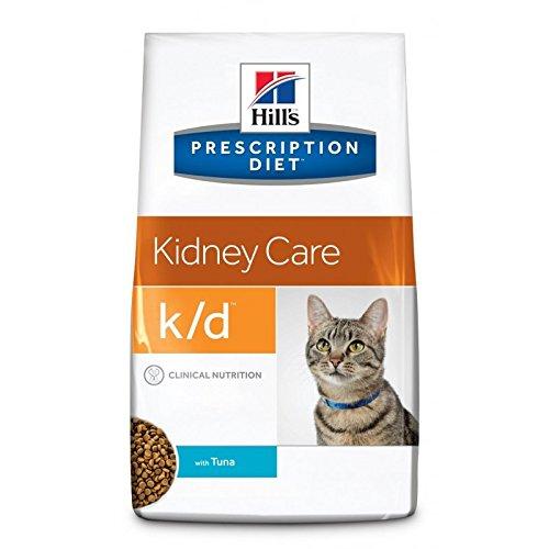 Hill\'s Prescription Diet k/d feline mit Thunfisch 1,5kg Trockenfutter