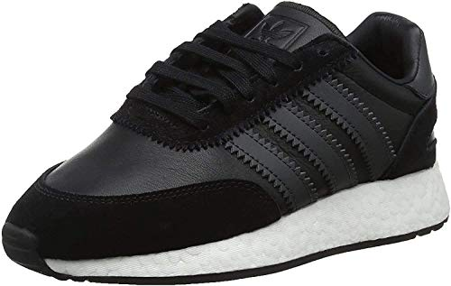 adidas I-5923, Zapatillas de Gimnasia Hombre, Negro (Core Black/Carbon/FTWR White Core Black/Carbon/FTWR White), 44 EU