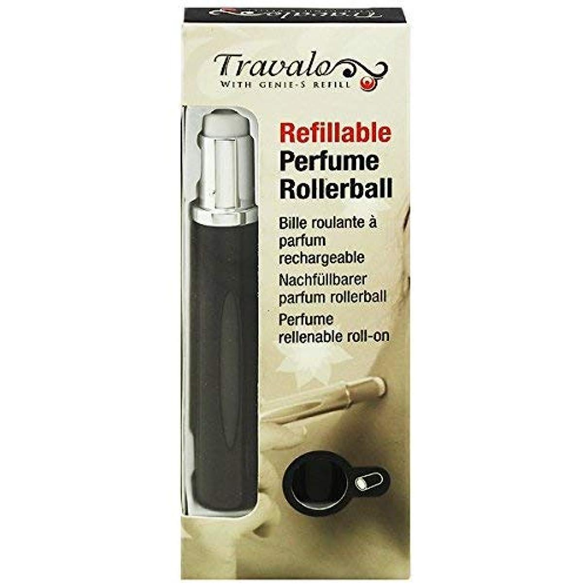 から聞く提供された傷つけるTravalo - ROLL-N黒地にTRAVALOタッチエレガンス - 【並行輸入品】