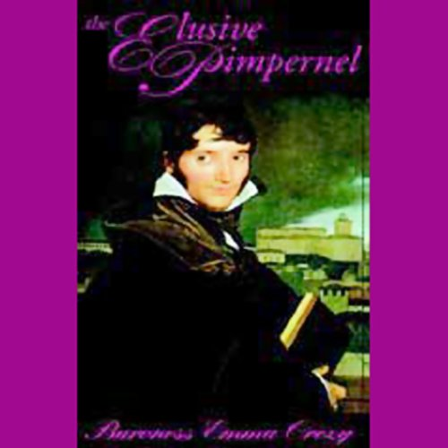 The Elusive Pimpernel                   By:                                                                                                                                 Baroness Orczy                               Narrated by:                                                                                                                                 Johanna Ward                      Length: 9 hrs and 2 mins     10 ratings     Overall 4.0