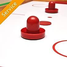 Air Hockey Table Assembly